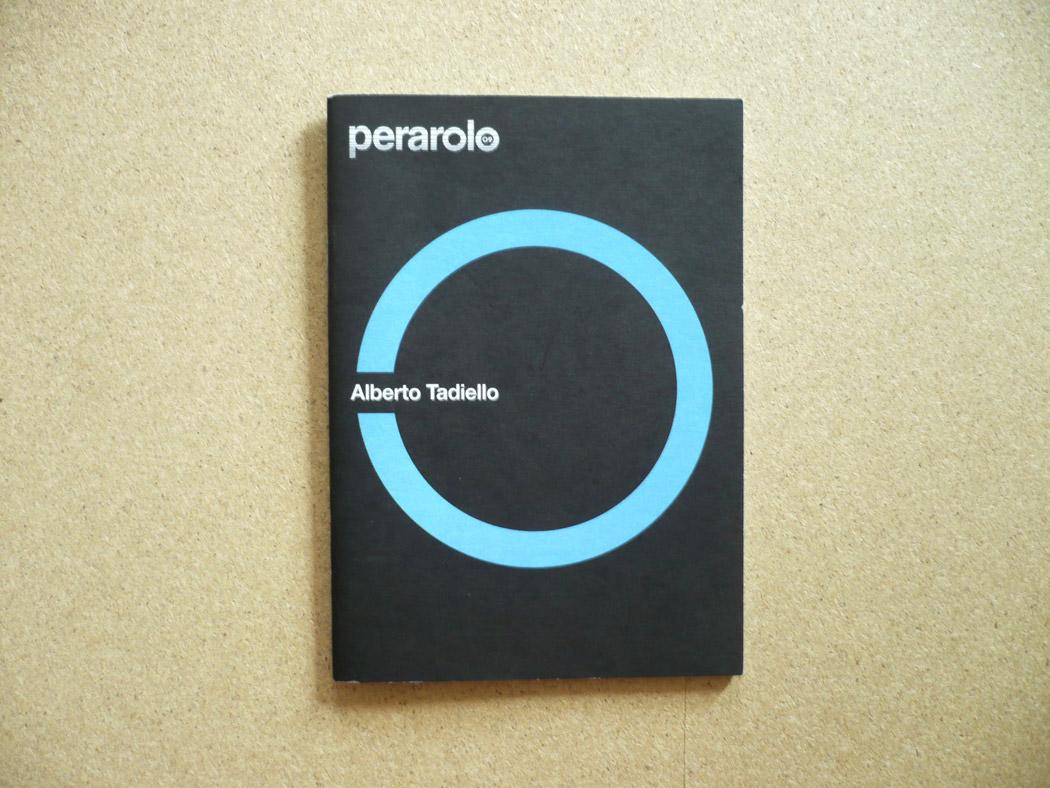 Alberto Tadiello, Perarolo09