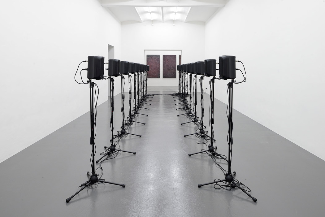 Alberto Tadiello, Device, sound intallation, 06'01'' loop, 2014