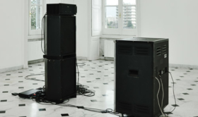Alberto Tadiello, Doppler, sound installation, 04'38'' loop, 2012
