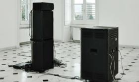 Alberto Tadiello, Doppler, sound installation, 04'38'' loop, 2012