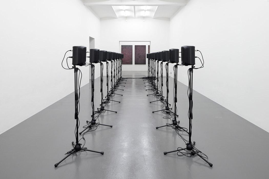 Alberto Tadiello, Device, sound intallation, 06'01'' loop, 2014