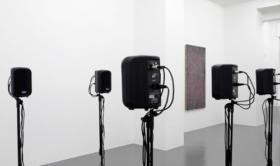 Alberto Tadiello, Device, sound installation, 06'01'' loop, 2014